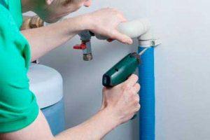 Waterleiding verleggen